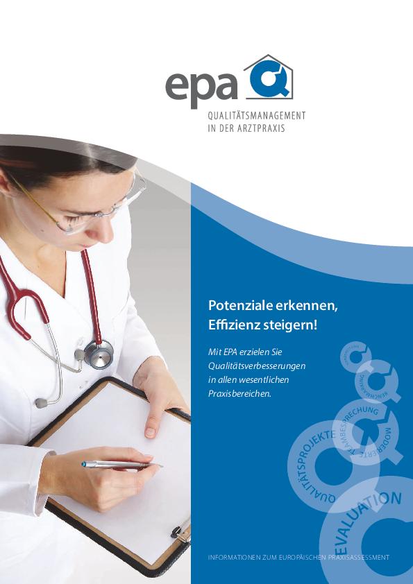 EPA Infobroschüre